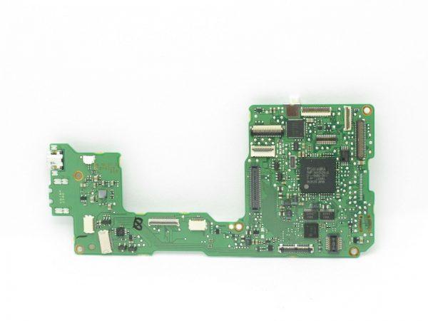 CANON EOS 600D REBEL T3i MAIN BOARD PCB MCU MOTHER BOARD PART