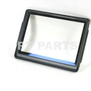 CANON 60D LCD FRAME DISPLAY GLASS SHELL REPAIR REPLACEMENT PART TEIL   | eBay