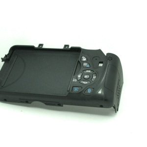 CANON 700D BACK REAR COVER CASE REPAIR NO FLEX BUTTONS REPLACEMENT PART TEIL  | eBay