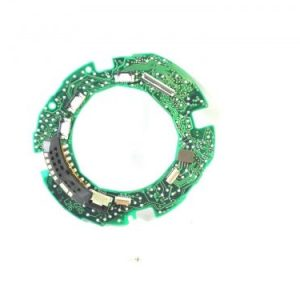 CANON EF 24-105 mm F4 IS L USM MAIN BOARD MCU MOTHER BOARD PART YG2-2197-000