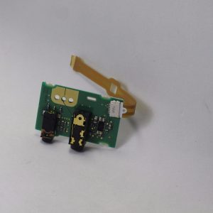 CANON EOS 450D 1000D XSi KISS X2 DC INPUT VIDEO OUT BOARD PART