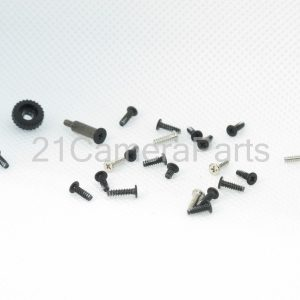 NEW CANON EOS 750D Rebel T6i Kiss X8i SET OF EXTERNAL BODY SCREWS PART