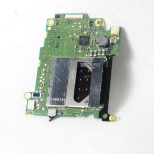 ORIGINAL CANON EOS 600D REBEL T3i X5 SD MEMORY CARD BOARD PCB PART REPAIR
